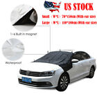 Windshield Cover Snow and Ice for Car Frost Guard Winter Protector Magnetic