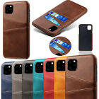 For Iphone 12 Mini 12 Pro Max 11 Xs 7 8 Shockproof Leather Case Card Slot Cover