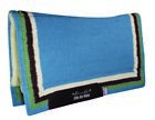 "Professionals Choice Saddle Pad Border Comfort SMX Wool 1/2"" Core CXBD"
