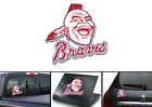 Atlanta Braves Vintage Logo 1966-1986 Sticker Vinyl Vehicle Laptop Decal
