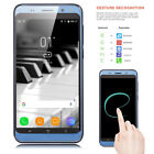 "Cheap Smart Phone Unlocked 5"" Android 7.0 Mobile Quad Core Dual Sim Wifi Gps 3g"