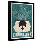 "Star Trek :TNG ""Ep. 1.13 - Datalore"" Canvas Wall Art on eBay"