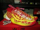 SALE ADIDAS BYW CRAZY BOOST PHARRELL WILLIAMS CHINESE NEW YEAR RED YELLOW EE8688