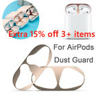 Metal Film Sticker Dust Guard Iron Shavings Protective Cover For AirPods Airpod