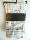 Banana Republic Men's 100% Cotton Boxers Underwear Prints Plaid Size S,M,L NWT