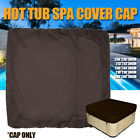 5 Size Oxford fabric Hot Tub Spa Cover Outdoor Waterproof Dust Protector Case