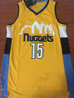 Denver Nuggets #15 Nikola Jokic Yellow Basketball Jersey Size: S - XXL on eBay