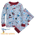 DISNEY STORE Friends Size 4 5 6 7 8 10 Mickey Mouse PJ PALS Boys New Classic