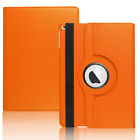 """Stand Leather Rotating Flip Case Shockproof Cover For iPad 9.7"""" Air 2 3 4th Gen"""