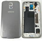 OEM Rear Back Housing Battery Cover Frame For Samaung Galaxy S5 i9600 SM-G900