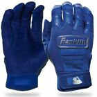 Franklin CFX Pro Full Color Chrome! Men's Baseball! Softball Batting Gloves Pair