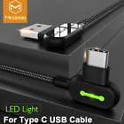 Mcdodo LED USB-C Type-C 3.1 QC Quick Charger Fast Charging Data Sync Cable Cord