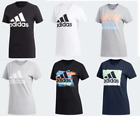 ADIDAS T SHIRT WOMENS SALE AUTHENTIC SIZES XS to 2XL PICK TEES TANKS POLOS NEW