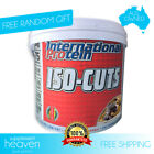 International Protein Iso Cuts 3kg WPI Thermogenic Protein Powder Fat Burner