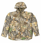 Berne Mens Realtree Edge 100% Cotton Buckhorn Coat