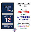 New England Patriots A18 Personalized Football Phone Case Cover For Samsung etc. $26.98 USD on eBay