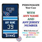 Tennessee Titans A18 Personalized Football Phone Case Cover Fits Samsung etc. $17.98 USD on eBay