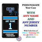 Carolina Panthers A18 Personalized Football Phone Case Cover fits Samsung etc. $26.98 USD on eBay