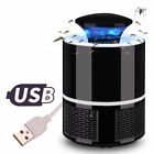 Control Electric Killer Insect USB UV Light Mosquito Fly Pests Zapper Lamp New