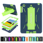 'Shockproof Protective Case Kids Heavy Duty Stand Cover For Ipad 2 3 4 Mini Air 2