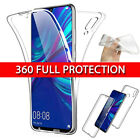 Case for Huawei P Smart 2019 360 Shockproof Protective Silicone TPU Gel Cover