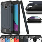 For Samsung Galaxy J7 2018 J737 Shockproof Tough Armor Hybrid Rugged Case Cover
