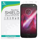 For Moto E4 E5 G5 G6 Z2 Z3 Screen Protector Force Play Plus All Sizes RinoGear