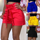 2019 Summer Fashion Woman Shorts Sexy Hollow Out Pocket Casual Short Pants HY