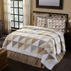 JOANNA QUILT SET & ACCESSORIES. CHOOSE SIZE & ACCESSORIES. VHC BRANDS image