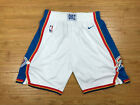 New Season Oklahoma City Thunder White Basketball Shorts Size: S-XXL on eBay