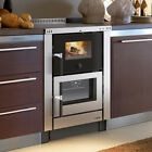 La Nordica Vicenza inset woodburning cooker 6 KW