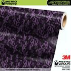 MINI DARKWING Camouflage Vinyl Vehicle Car Wrap Camo Film Sheet Roll Adhesive