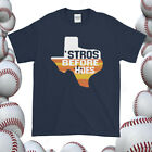 Stros Before Hoes T-Shirt Houston Astros on Ebay