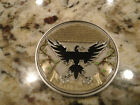 A Game of Thrones The Nights Watch Coin George R R Martin-poker chip Golf Marker