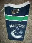 VANCOUVER CANUCKS Quiksilver New NWT Mens Board Swim Shorts 30 31 32 33 34 36 38 $34.9 USD on eBay