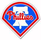 Philadelphia Phillies Diamond Logo Vinyl Decal  Sticker 5 sizes!! on Ebay