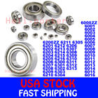 Two Side Metal Seals Bearing Ball Bearings different sizes High Speed US STOCK