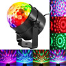 Disco Ball Spriak 2018New Disco Lights Party Lights Sound Activated Storbe Light