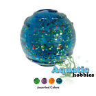 Kong Confetti Squeezz Ball Squeaks Fetch Toy For Dog Puppy Choose Size $8.23 USD on eBay