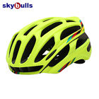 Skybulls Cycling Helmet Ultralight MTB Road Bike Bicycle EPS Helmets With Light