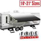 RV Camper Trailer Awning Replacement Patio Shade Protection Weather Resistant