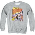 Betty Boop TEAM BOOP NASCAR Racer Boop Racing Licensed Crewneck Sweatshirt S-3XL $34.9 USD on eBay