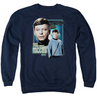 Star Trek TOS DOCTOR Leonard Bones MCCOY Licensed Crewneck Sweatshirt S-3XL on eBay