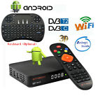 Lot GTT2 TV BOX S905D Quad Core 8G DV3T2/C WiFi Android 6.0 Media Player+Keybord