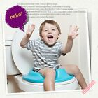 Children Baby Toddler Safety Toilet Training Potty Pee Trainer Seat Chair Kids image