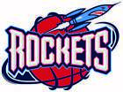 Houston Rockets Rocket Throwback LOGO Vinyl Decal / Sticker 5 Sizes!! on eBay