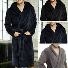 US MENS & WOMENS COTTON TERRY TOWELLING SHAWL COLLAR BATH ROBE DRESSING GOWN.