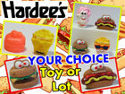 Kyпить LOOSE Hardees 1990 1993 FAST FOOD SQUIRTERS Water Squirt BATH Toy YOUR CHOICE на еВаy.соm