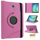"""For Samsung Galaxy Tab S3 E 4 A 7"""" 8.0 10.1 Inch Tablet Leather Smart Cover Case"""