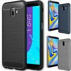 Case for Samsung Galaxy J6 Plus Slim Shockproof Silicone Gel RUGGED Cover